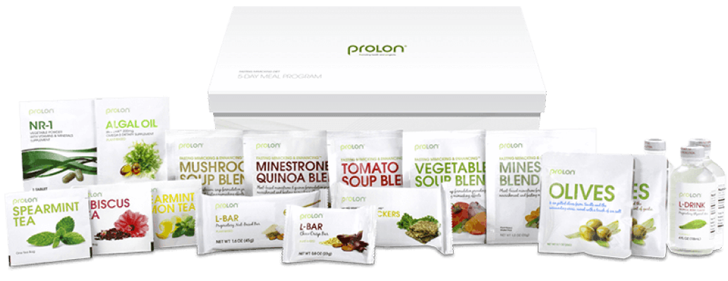 The ProLon Diet L-Nutra
