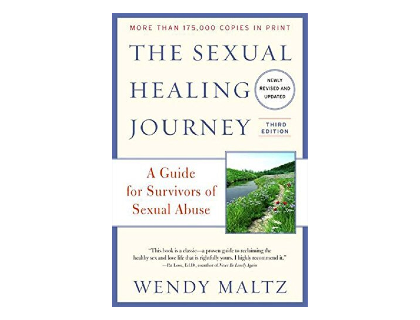 <em>The Sexual Healing Journey</em> by Wendy Maltz