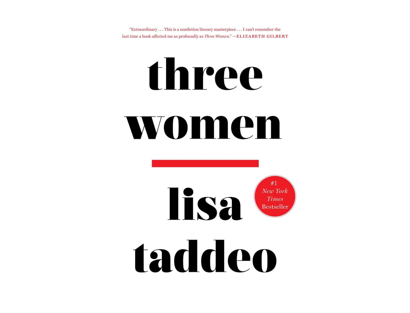 <em>Three Women</em> by Lisa Taddeo