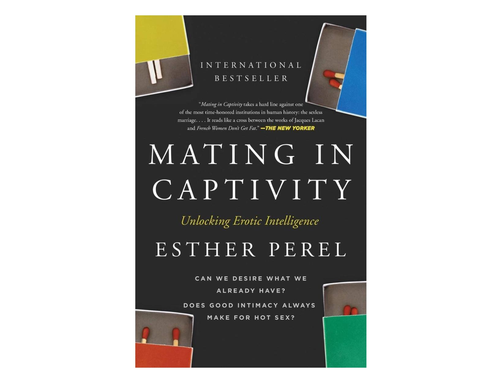 <em>Mating in Captivity</em> by Esther Perel