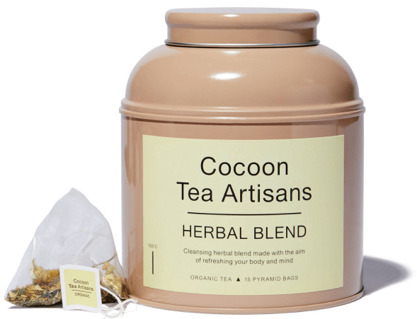 Cocoon Tea Artisans Organic Herbal Tea