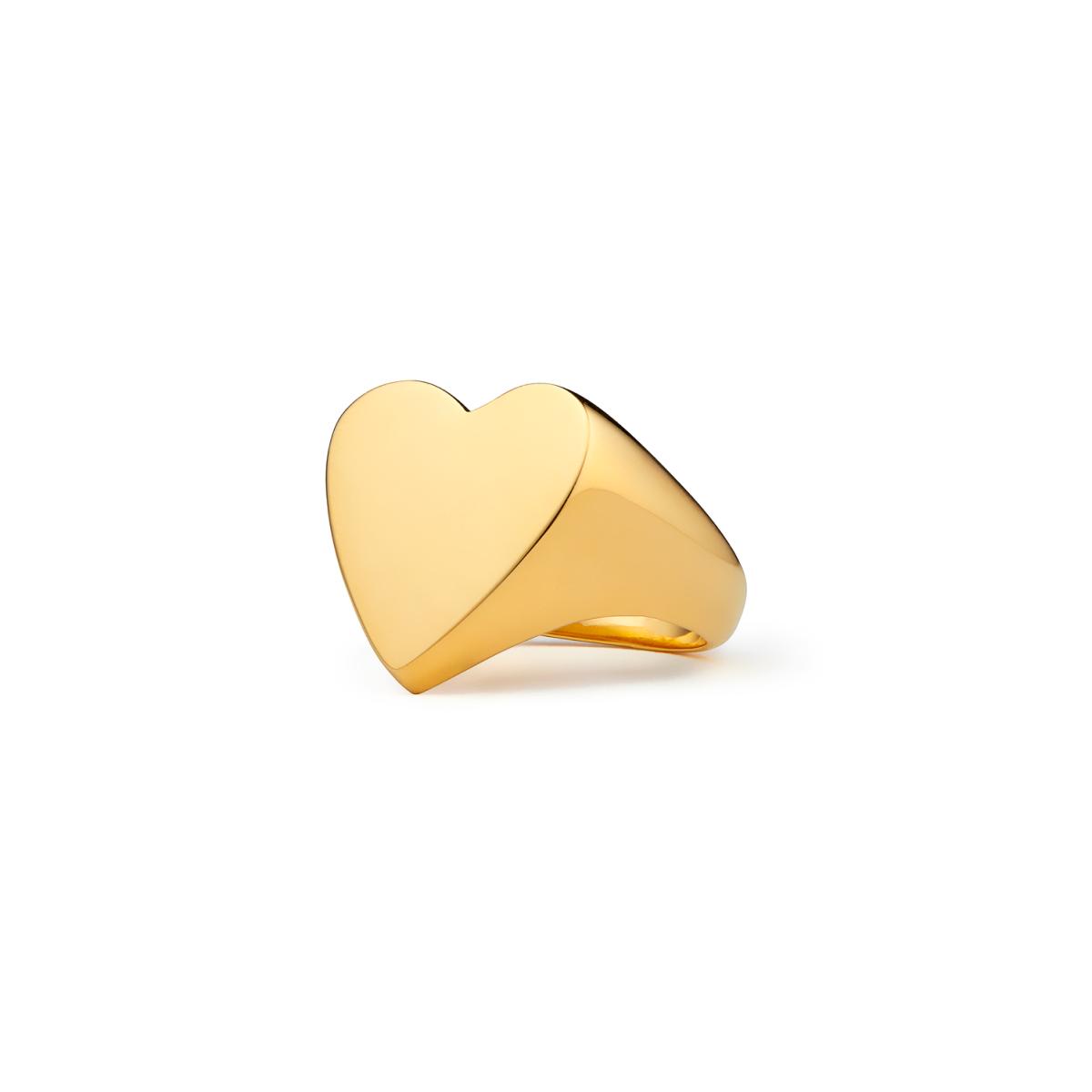 Sophie Buhai GOLD HEART RING
