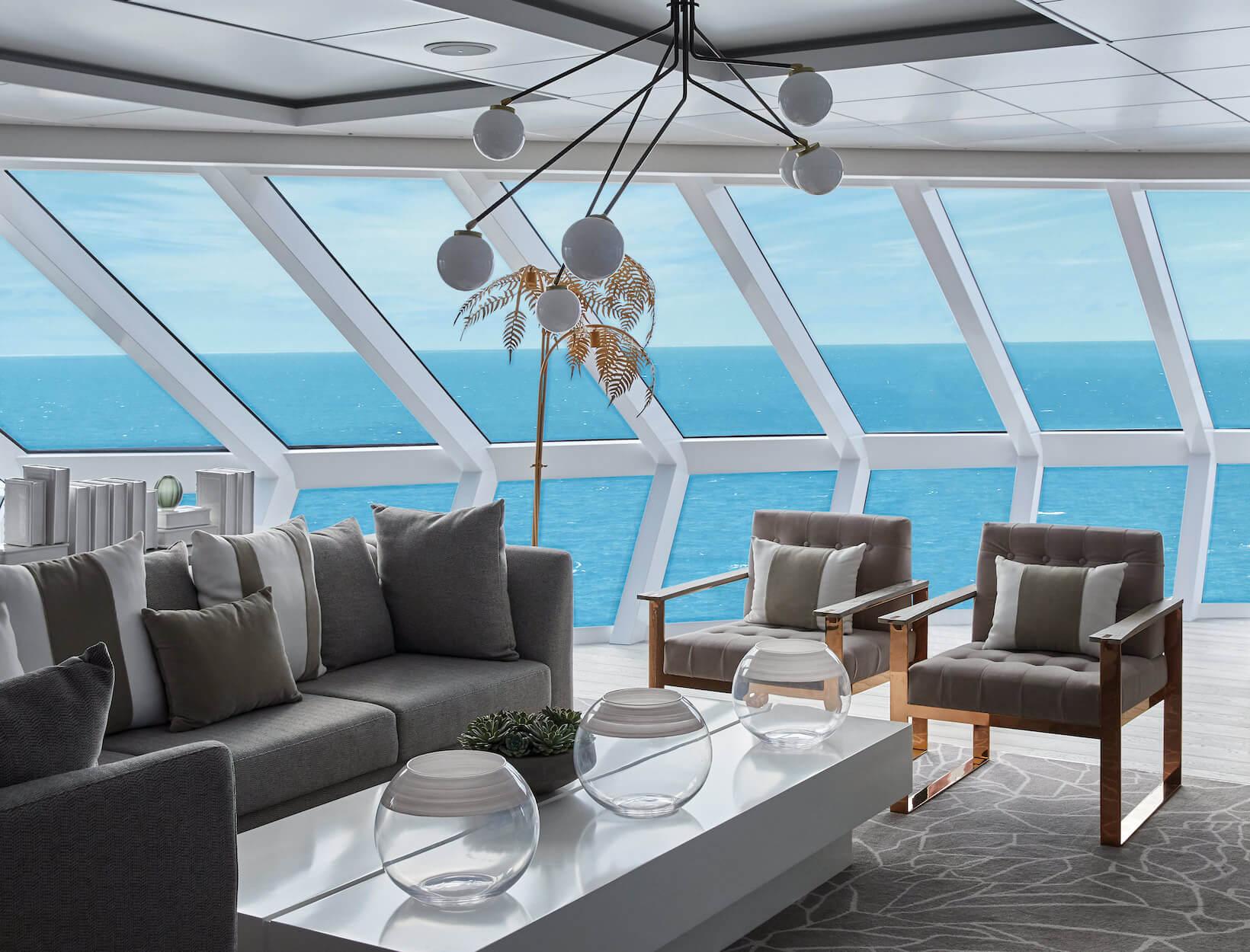 cruiseship lounge