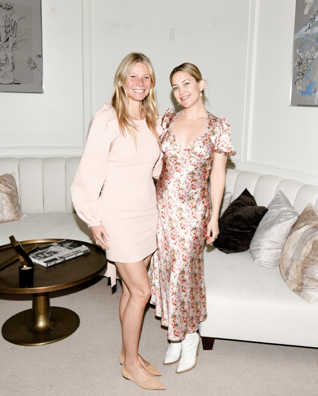 GP and Kate Hudson