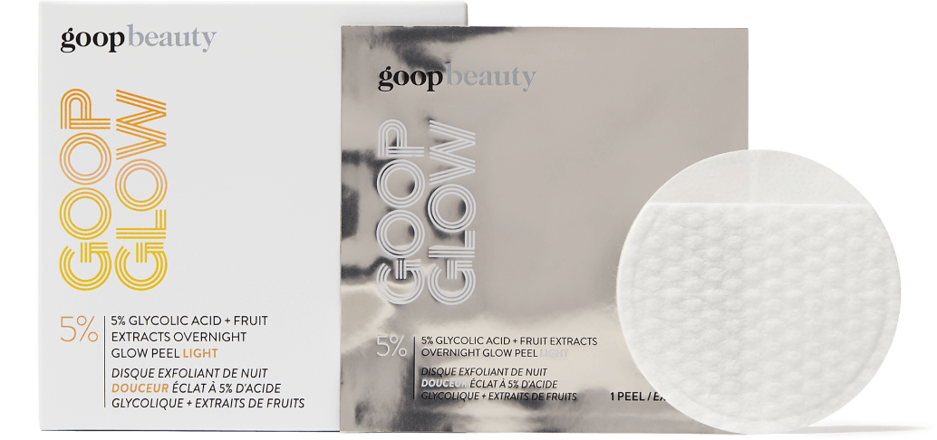 5% goopGlow peel pad