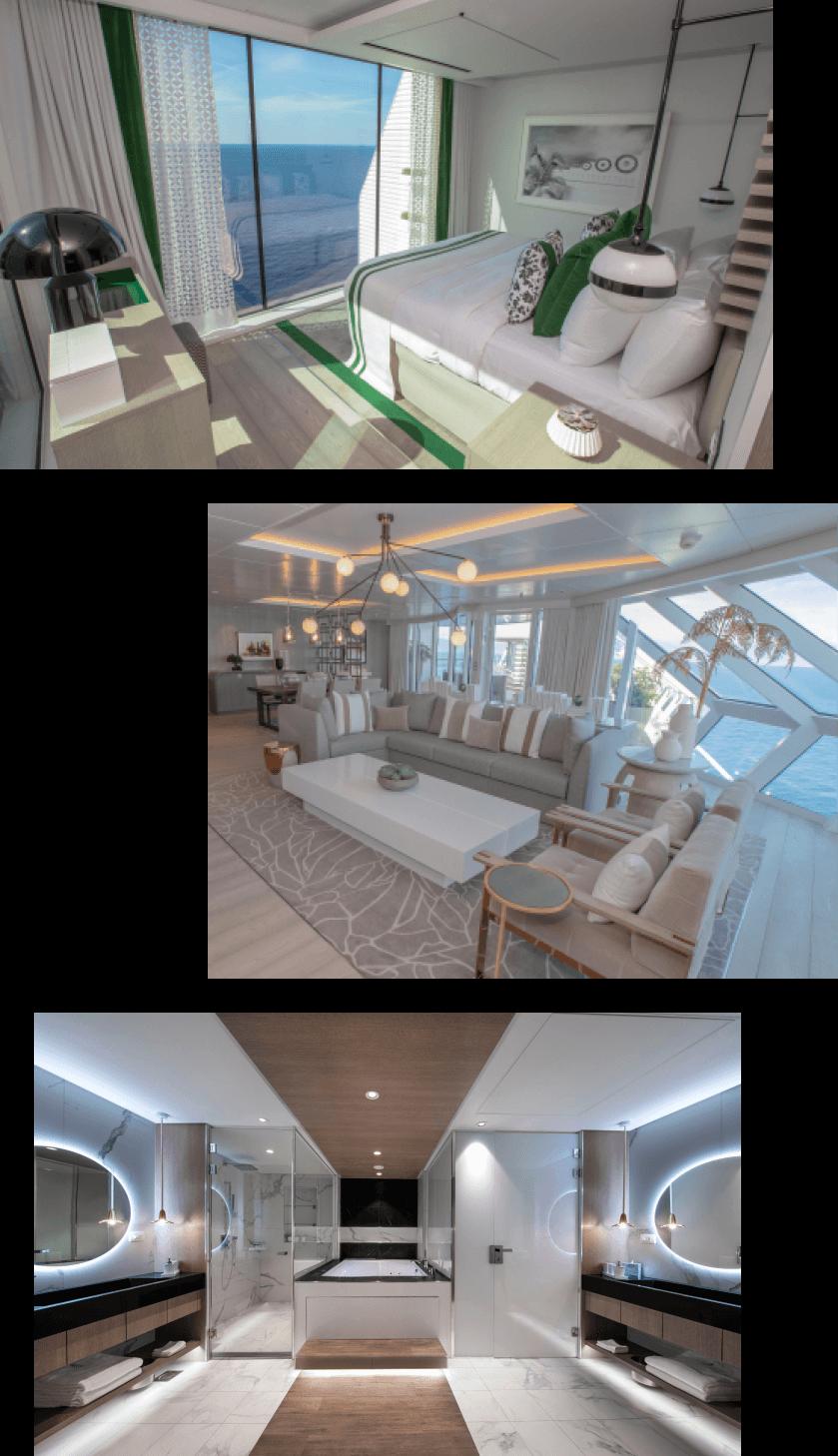 cruise suites