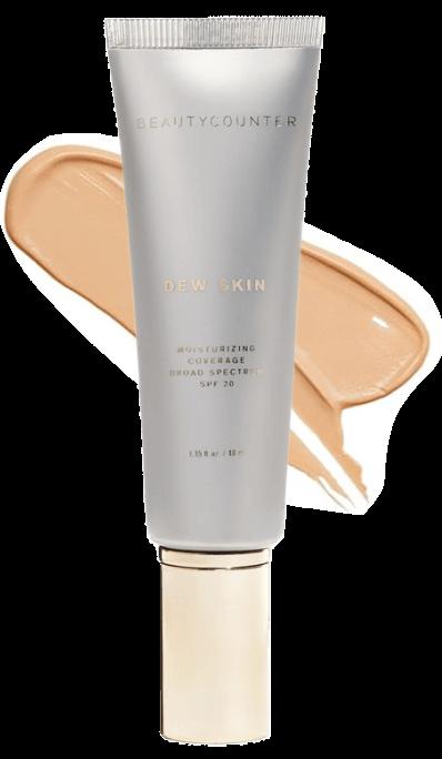 Beautycounter Dew Skin Moisturzing Coverage