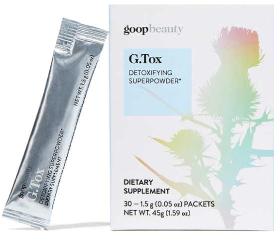 G.Tox Detoxifying Superpowder