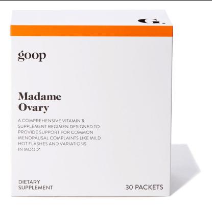goop Wellness MADAME OVARY box