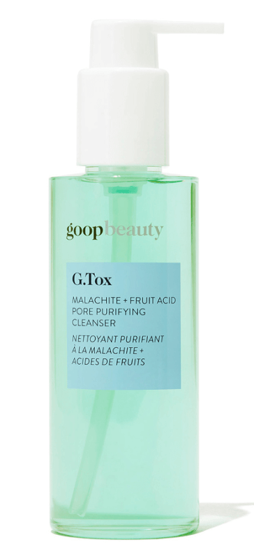 G.Tox Malachite + Fruit Acid Pore Purifying Cleanser