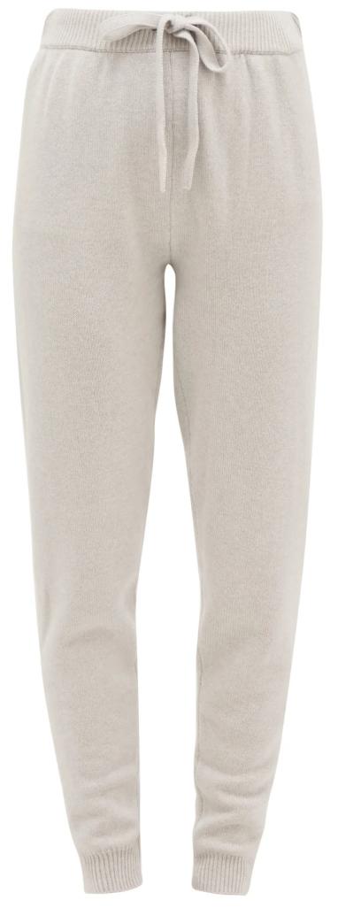 wide-leg sweats
