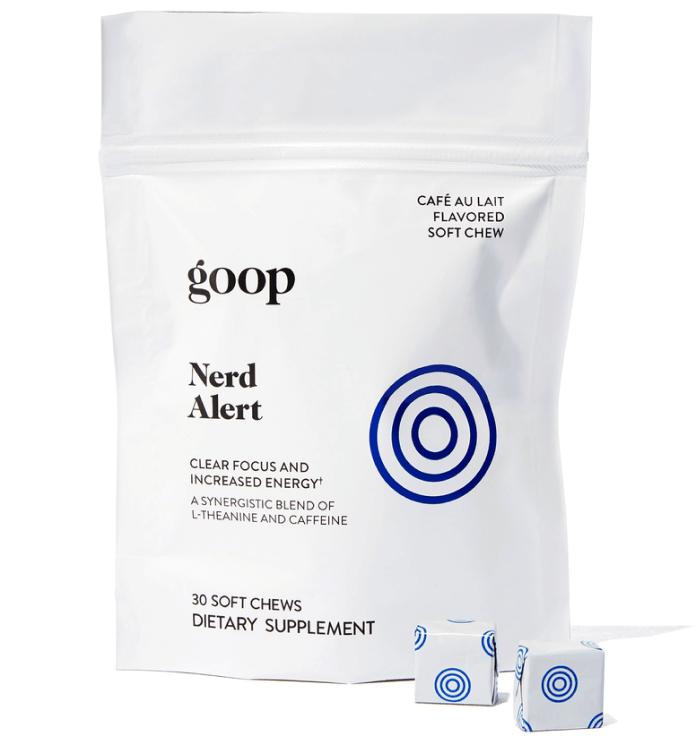 goop Wellness Nerd Alert