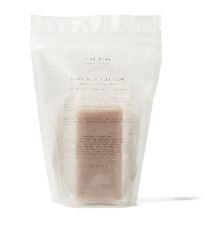 Binu Binu Black Rice Milk Soap