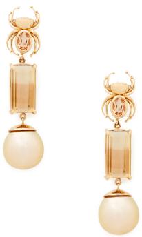 Daniela Villegas Earrings