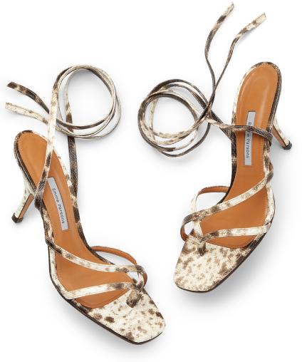 Emme Parsons heels