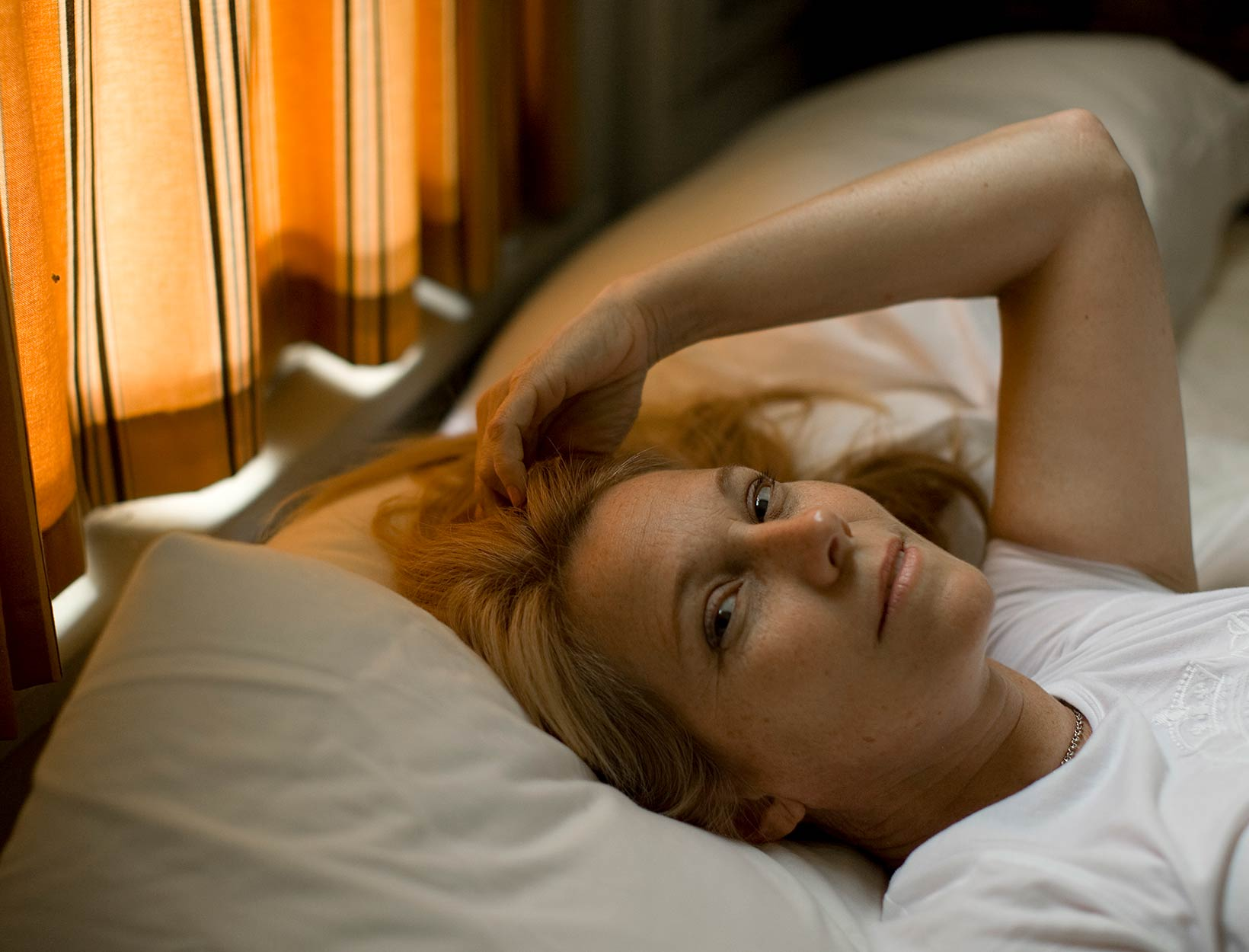 Ask Gerda: Is There a Simple Solution to Night Sweats and Brain Fog? | Goop