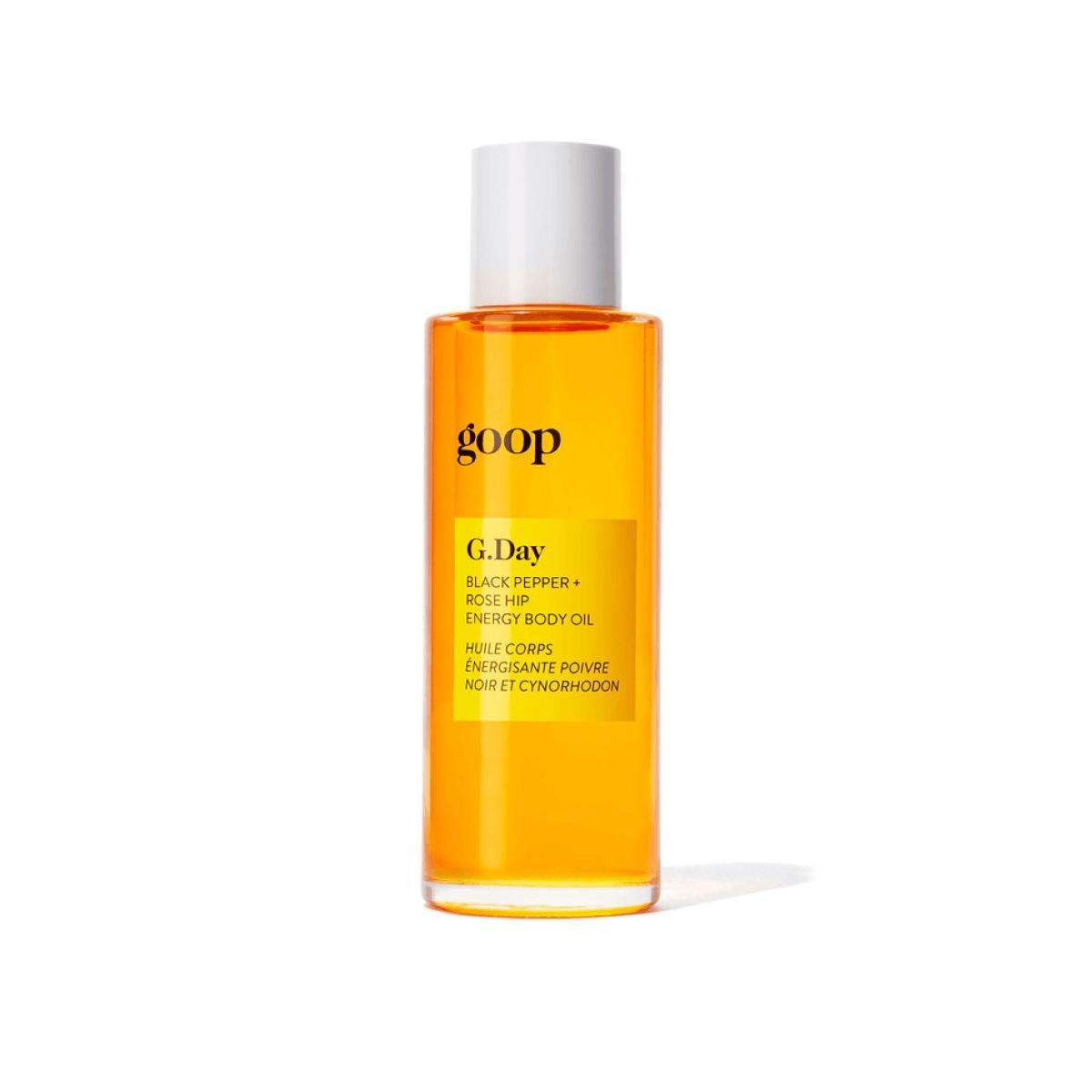 goop Beauty Body Oil