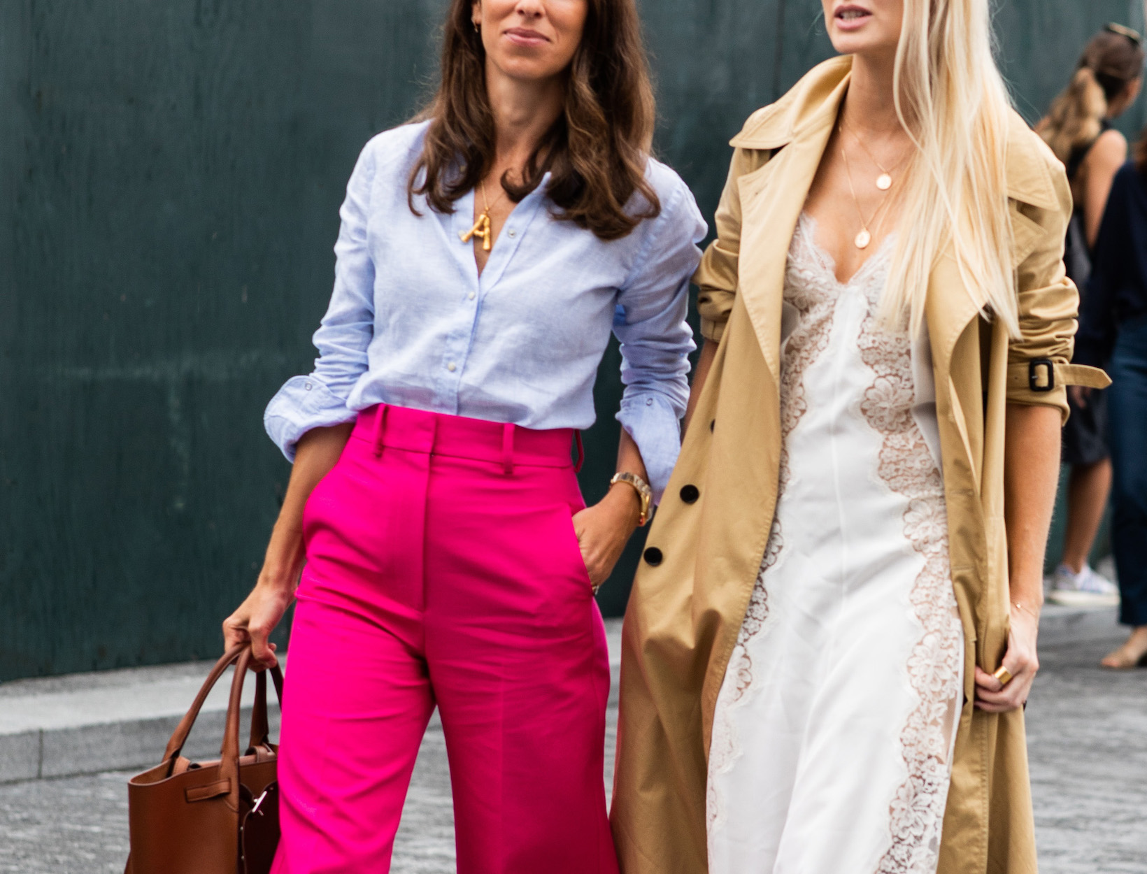 How We're Styling Three Top Trends