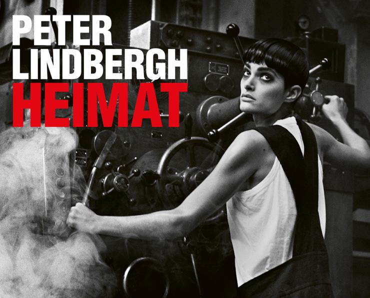 PETER LINDBERGH AT ARMANI