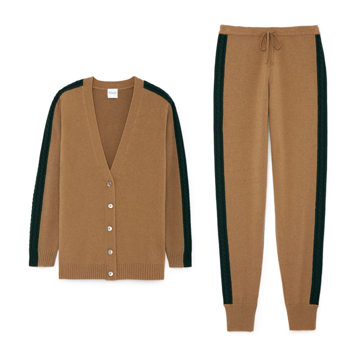 Madeline Thompson JASPER CARDIGAN AND TIC TOC PANTS