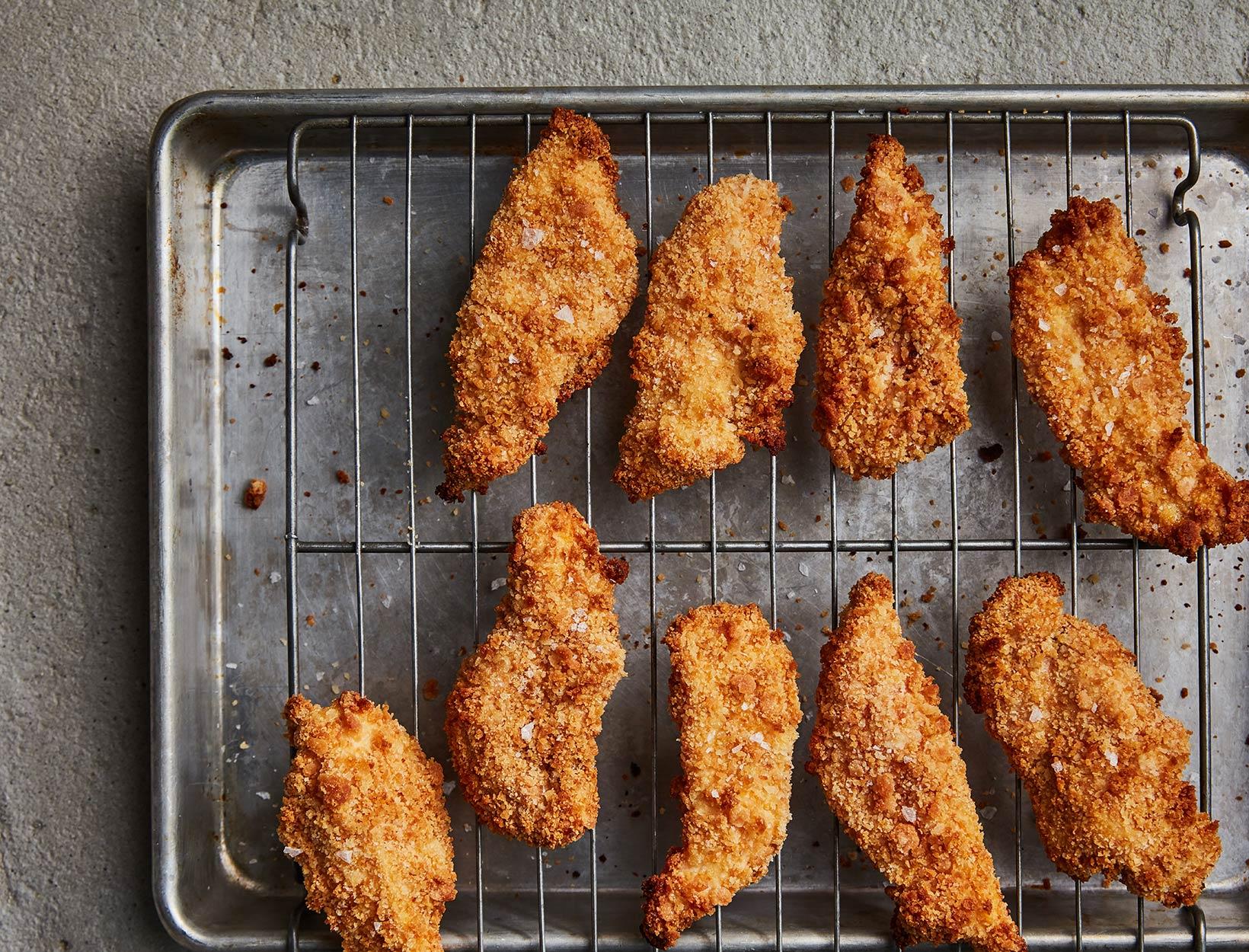 Oven-Baked Gluten-Free ChickenTenders