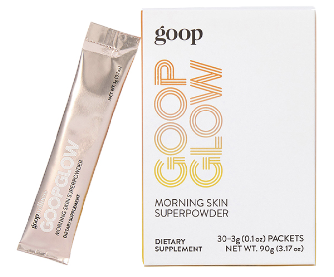 goop Beauty GOOPGLOW MORNING SKIN SUPERPOWDER