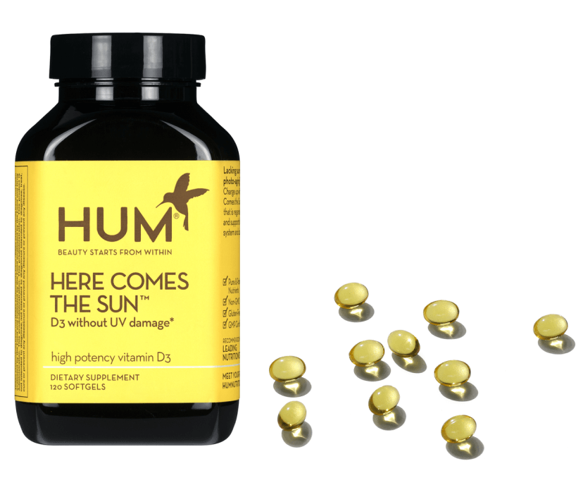 HUM Nutrition HERE COMES THE SUN D3