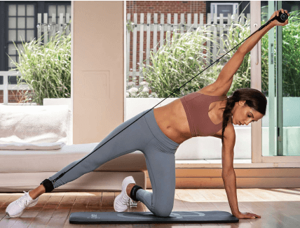 5 Moves for a Resistance-Based Workout at Home