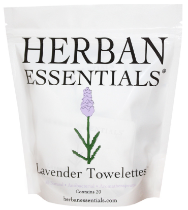 Herban Essentials toweletts