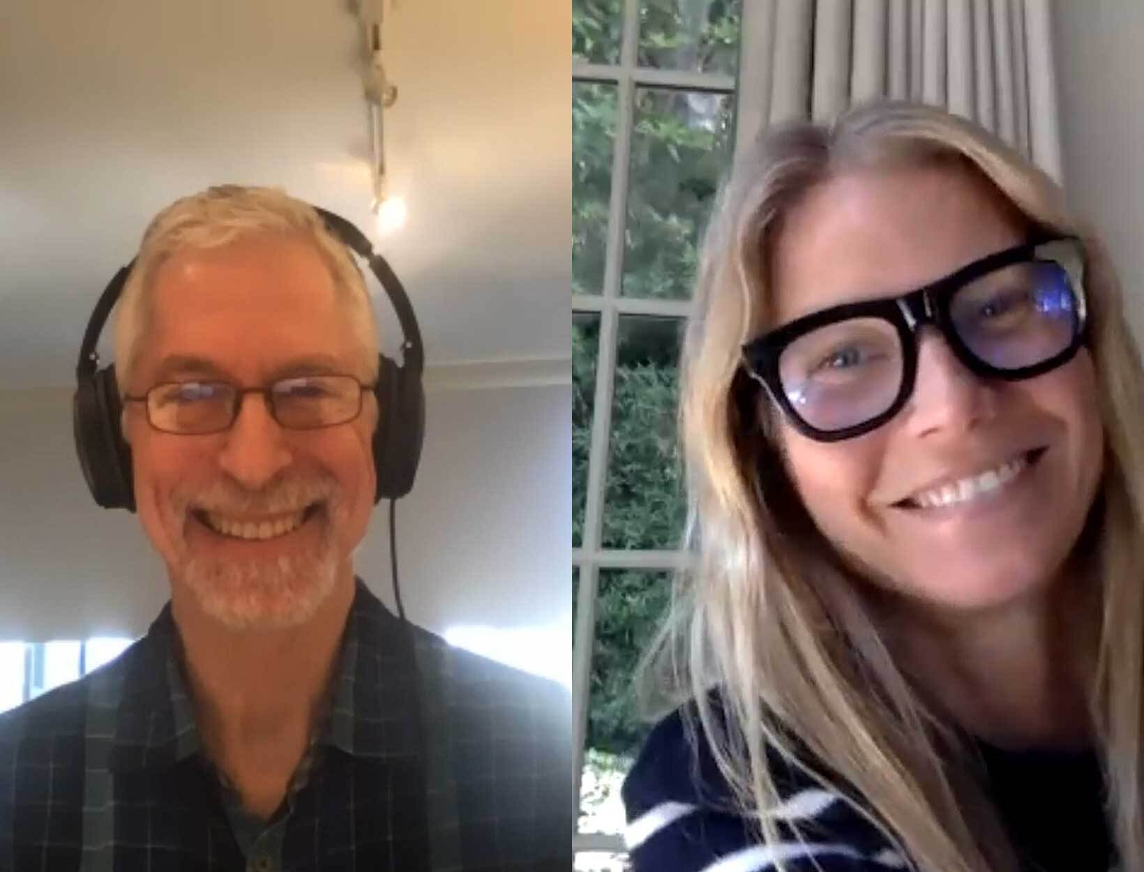 GP and Barry Michels on Mastering Our Emotions