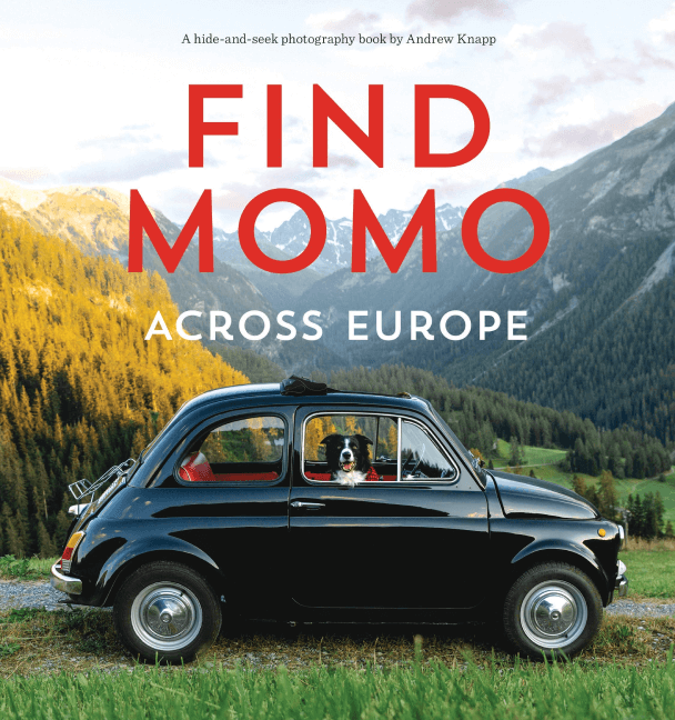 find momo book