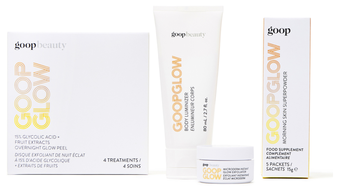 goop Beauty GOOP GLOW-GETTER KIT