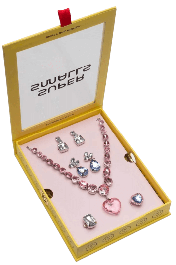 Super Smalls BIG PRESENTATION MEGA JEWELRY SET