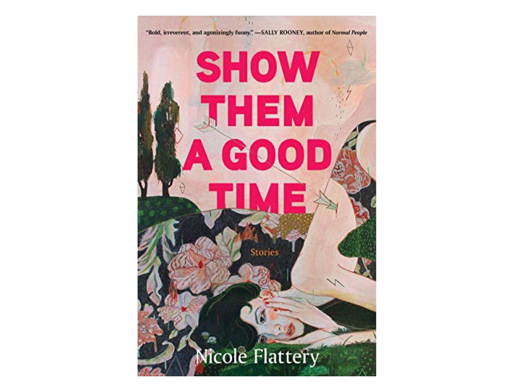 <em>autor Nicole Flattery