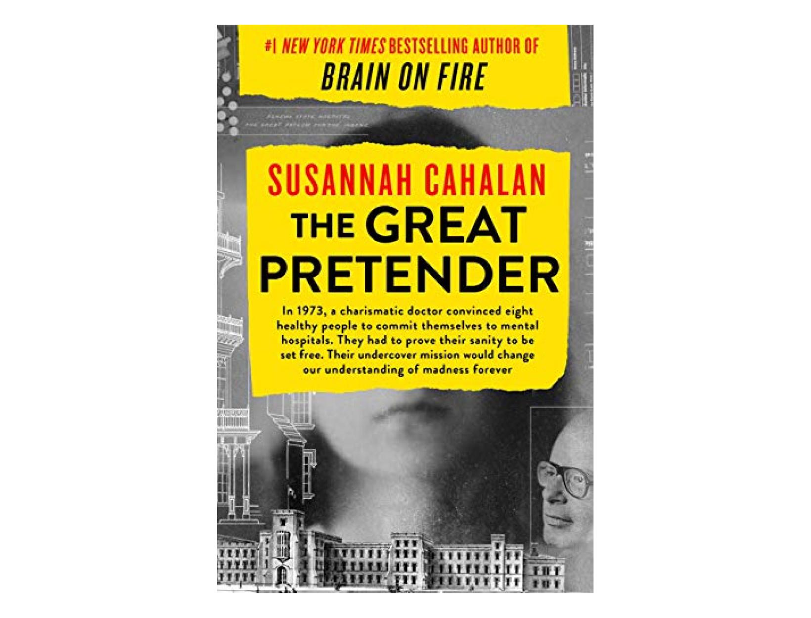 <em>The Great Pretender</em> by SusannahCahalan