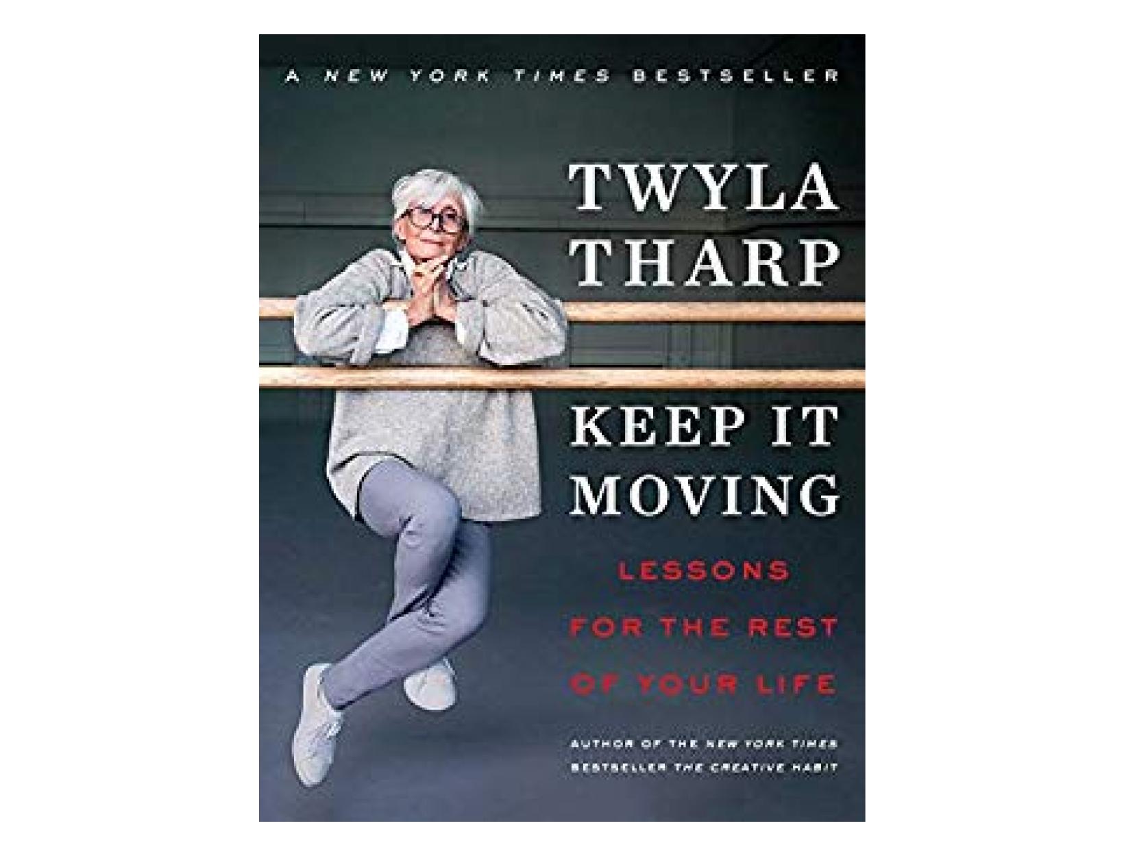 <em>autor Twyla Tharp
