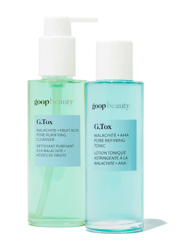 goop Beauty pore detox duo
