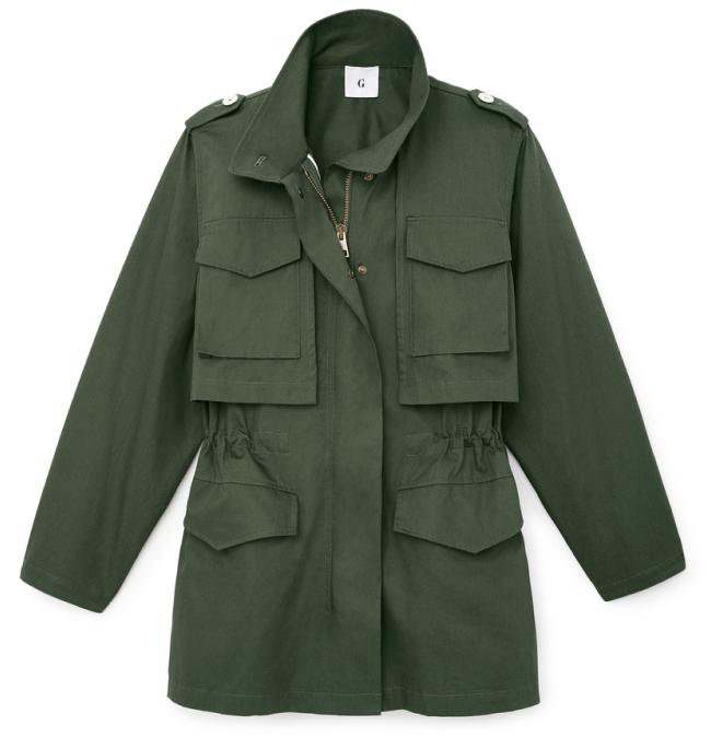 G. Label Michael army jacket