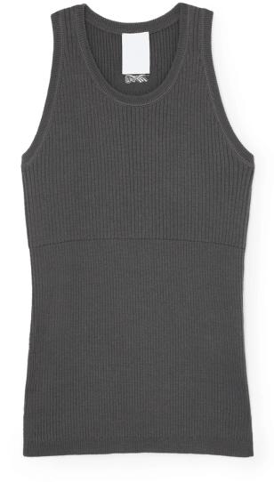 grey tank