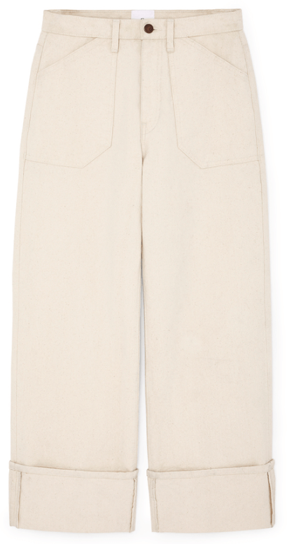 G. LABEL MARIO CUFFED WORKWEAR JEANS