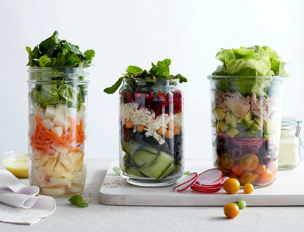 3 Make-Ahead Salads That Will Last in the Fridge