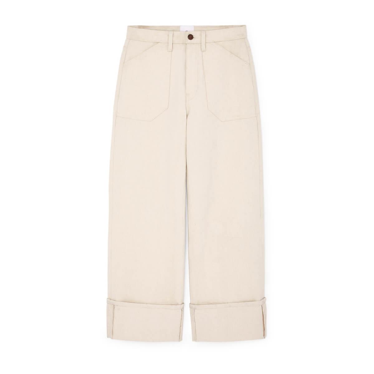 G. Label mario cuffed workwear jeans