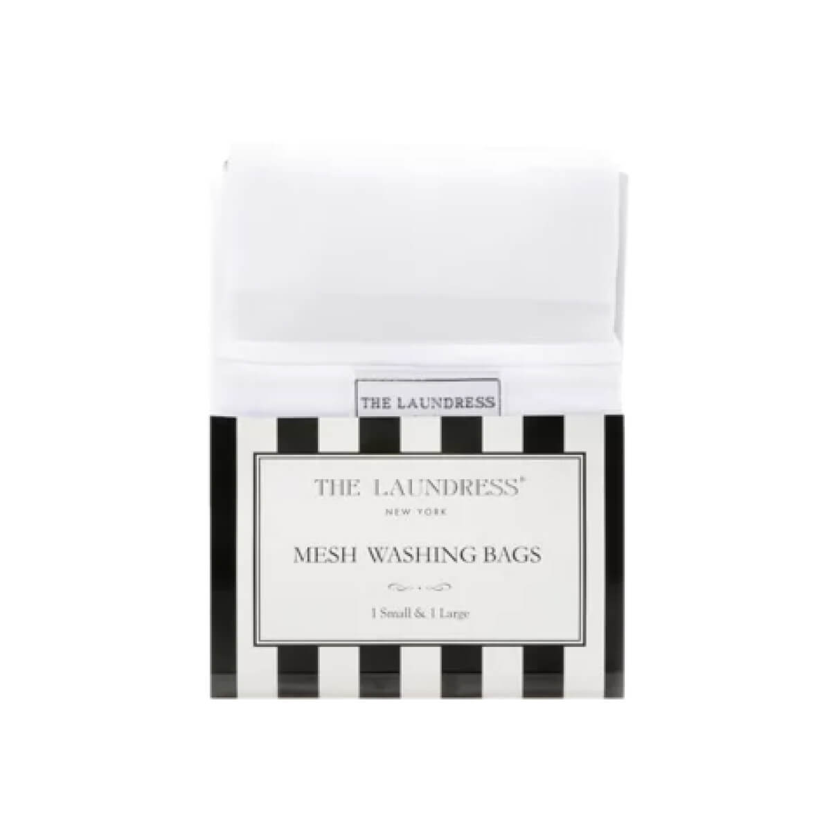 The Laundress mesh washing bags
