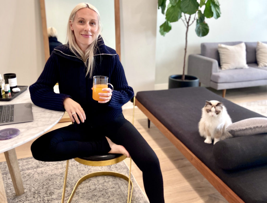 A Week of Outfits: Ali's At-Home Edition | Goop