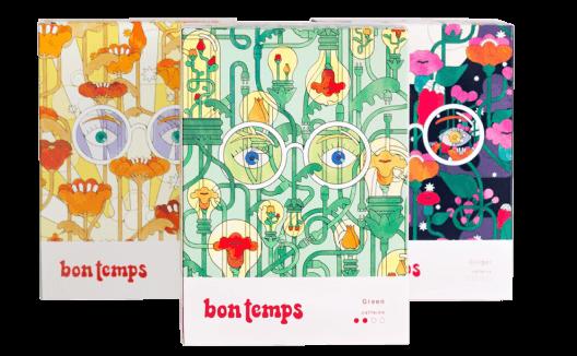 Bon Temps Gloria Steinem Tea Set