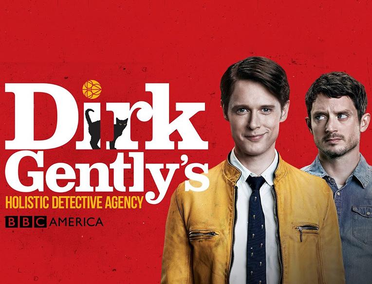 <em>Dirk Gently's Holistic Detective Agency</em>