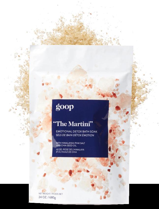"goop Beauty ""The Martini"" Emotional Detox Bath Soak"