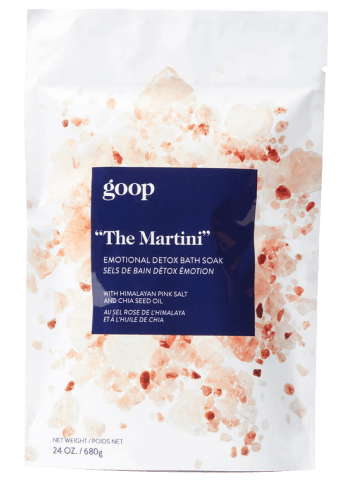 "goop Beauty ""The Martini"" Emotional Detox Bath Soak"