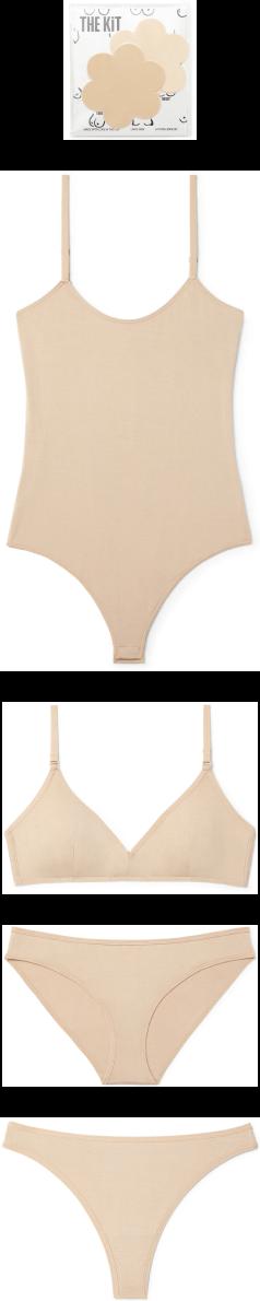 The KiT Undergarments basics kit