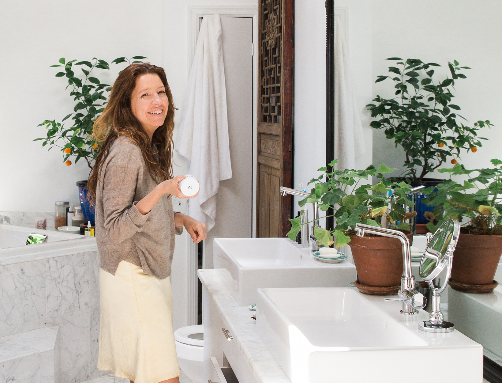 Ask Jean: Step-by-Step Nighttime Routine? | Goop